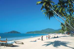 Palolem-beach-Goa-India