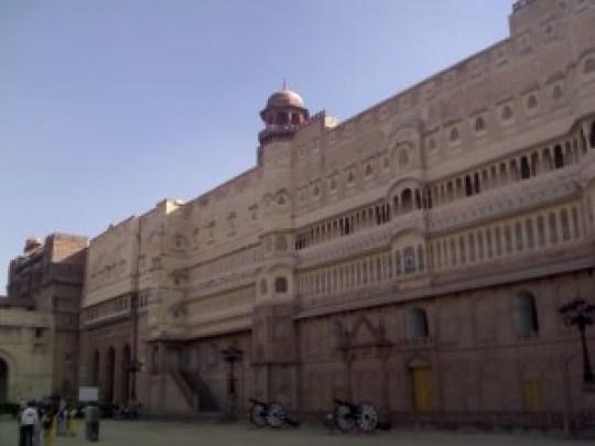 Junagarh Fort (wikipedia.org) Rajputs, Rajasthan