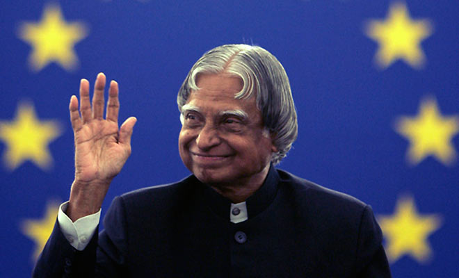 Dr. APJ Abdul Kalam, a 'People's President'