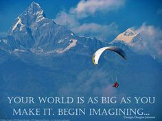 Paragliding from around the world
