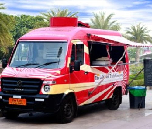 Lalit food truck