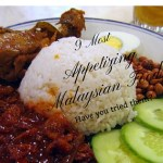 The 9 Most Appetizing Malaysian Foods