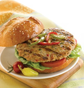 Chicken Burger-Malaysian foods- Image courtesy-http://ramlyburger2015.blogspot.in/