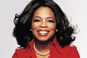 Oprah Winfrey -International Women's Day