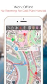 City walk apps -gpsmycity