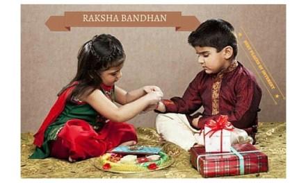 Raksha Bandhan: A Day for Brotherly Love!