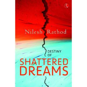 Book cover of Destiny of shattered dreams