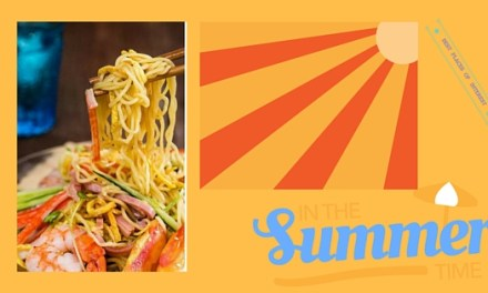 An Exemplary Cold Noodle Dish Is Perfect Option for Summers
