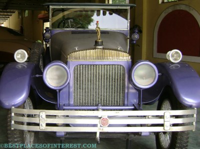 Daimler-1911- Rare vintage cars