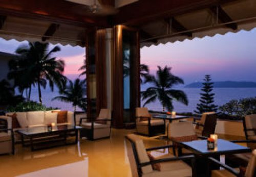 Goa Marriott Resort and Spa- Goa's luxury resort stay