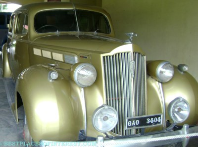 Packard-1938- Rare vintage cars