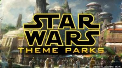 Disney's Star Wars- Thrilling Theme Park