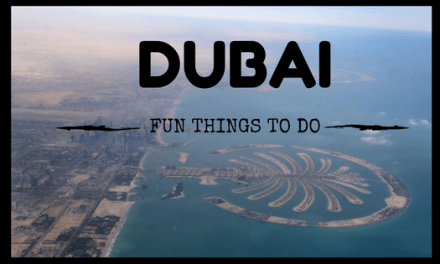 6 Fun things to do in Dubai