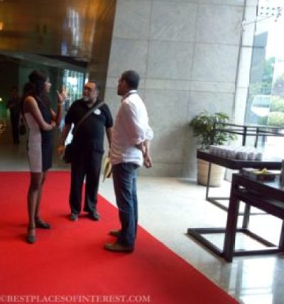 Prahlad Kakkar at Hyatt, Mumbai for Social Media Week