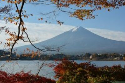 Mt Fuji, Natural, Japan- Surreal places to visit