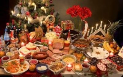 Julbord for Christmas