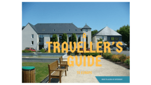TRAVELLER'S GUIDE TO EUROPE