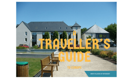 A Traveler's Guide in Visiting The Best Places in Europe