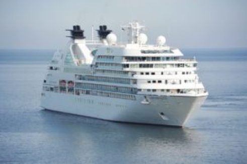 Cruise in tourism industry