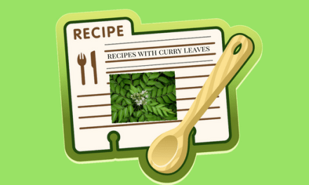Recipes with Curry leaves