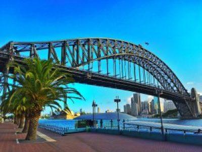 sydney-harbour bridge, tourist attractions