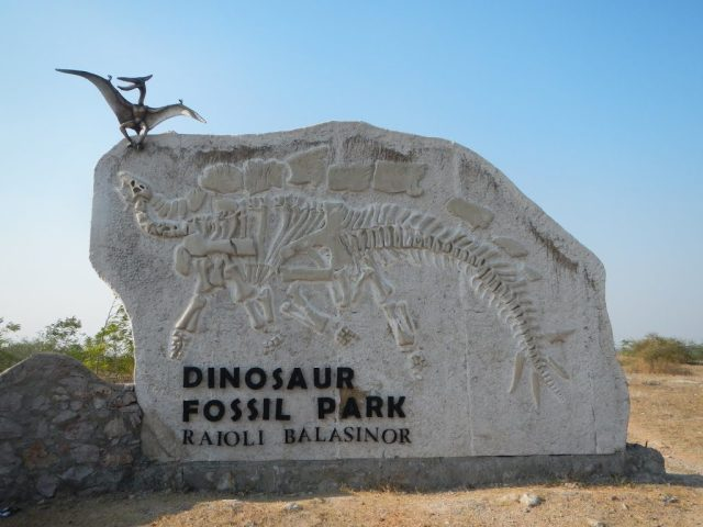 Indias first dinosaur park opens in Gujarat