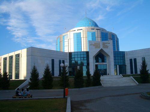Presidential Cultural center, Astana, Kazakhstan