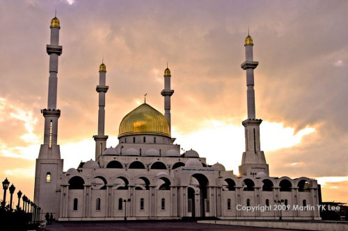 Nur Astana, Kazakhstan