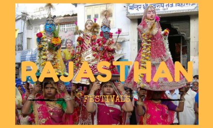 Charismatic Festivals of Rajasthan
