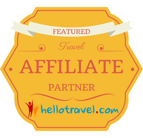 This image has an empty alt attribute; its file name is HelloTravel-Featured-Affiliate-Badge-PNG.png