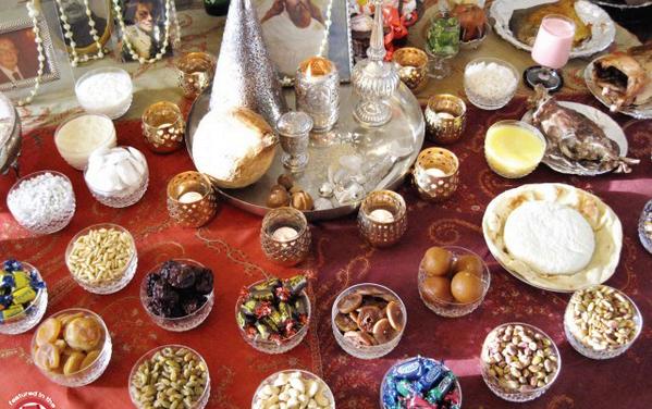 Food for Nowruz