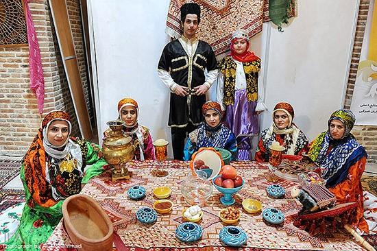 Iranians on Nowruz