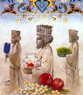 Nowruz- An Ancient Persian- Iranian Celebration