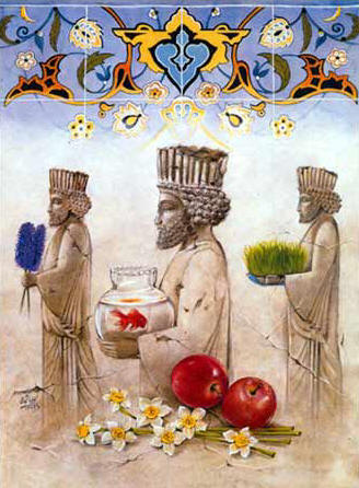 Nowruz- An Ancient Persian- Iranian Celebration