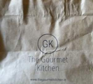 Gourmet Kitchen carrybag