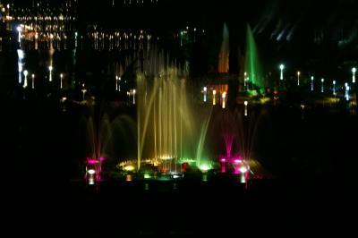 Brindavan Garden Mysore Musicall Fountain