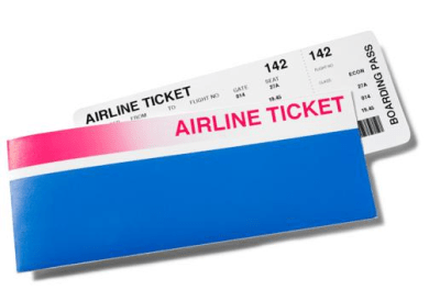 Airline ticket, Malaysia