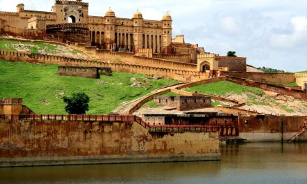 A WEEKEND LUXURY TRIP TO JAIPUR