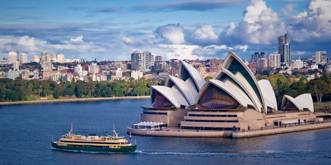 6 Reasons Why You Should Travel To Australia This 2017