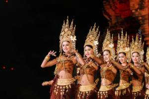 Rich cultural heritage in Thailand