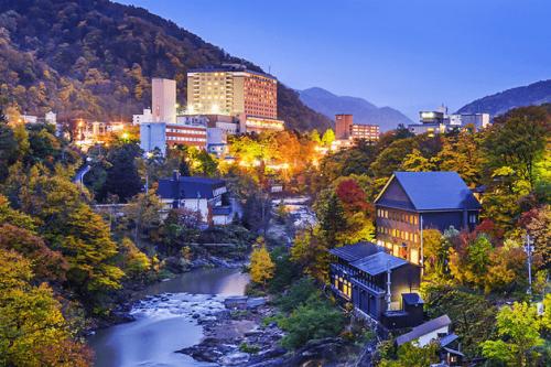 Saphorro, Japan