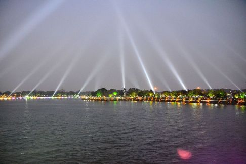 Kankaria lake, Ahmedabad city