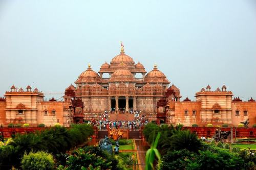 Akshardham Temple, Ahmedabad city