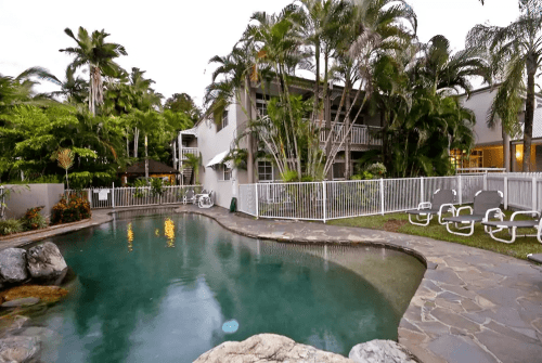 Reef Palms, hostels in Australia