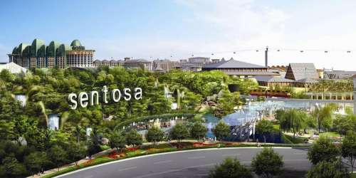 Sentosa Island, Singapore attractions