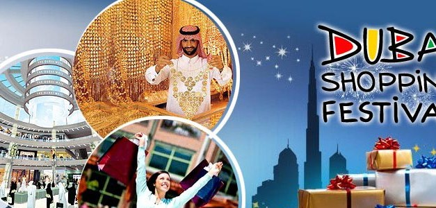 Dubai shopping festival: true blend of festivity & adventure