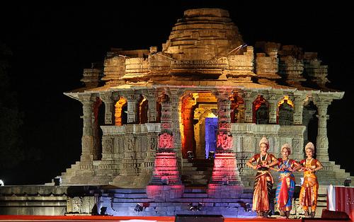 Modhera Dance Festival, Gujarat