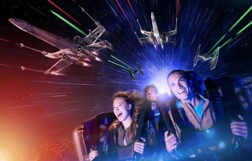 Star Wars 8- Disneyland Paris