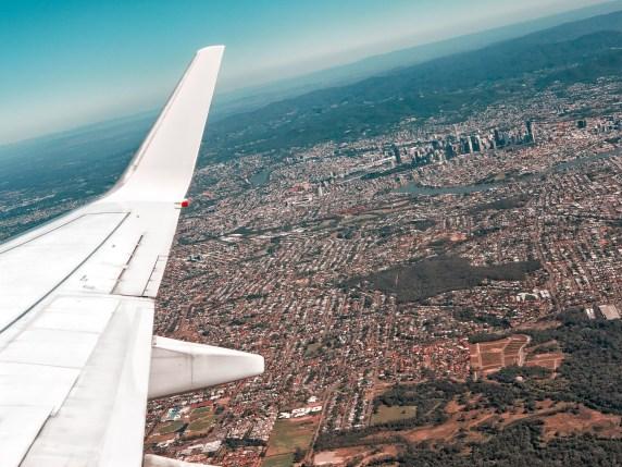 Airplane, Australian Visa