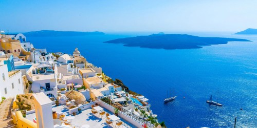 Greece, eleven destinations